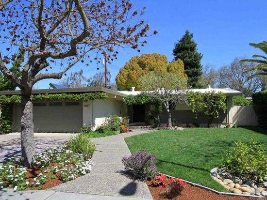 3857 Corina Way, Palo Alto, CA 94303