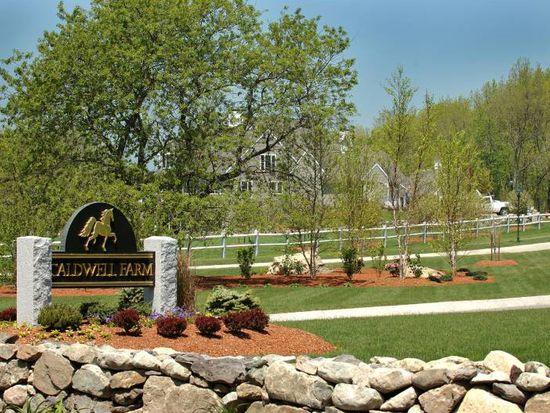 103 Caldwell Farm Rd UNIT 103, Byfield, MA 01922