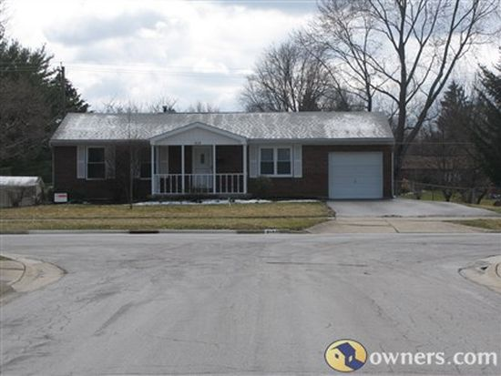 639 Rebecca Ave, Westerville, OH 43081