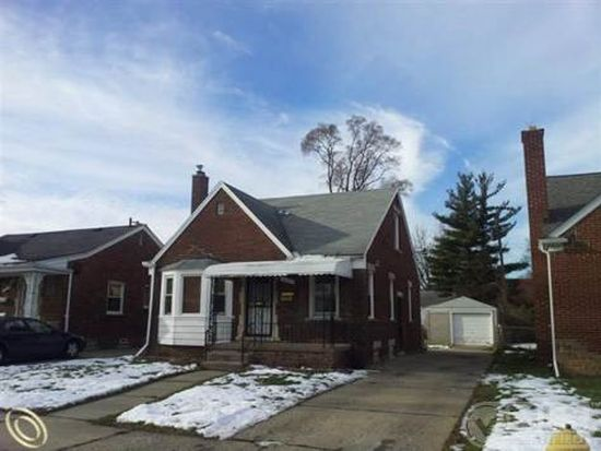18947 Strathmoor St, Detroit, MI 48235