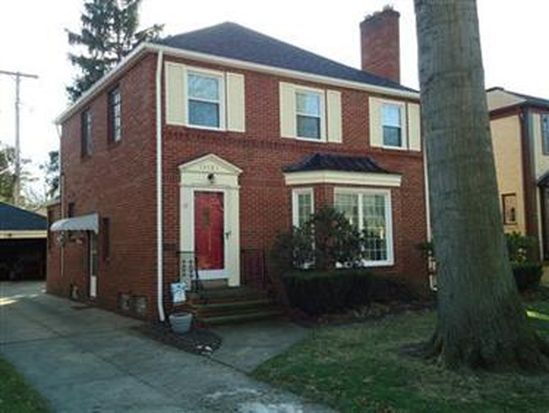 16101 Edgecliff Ave, Cleveland, OH 44111
