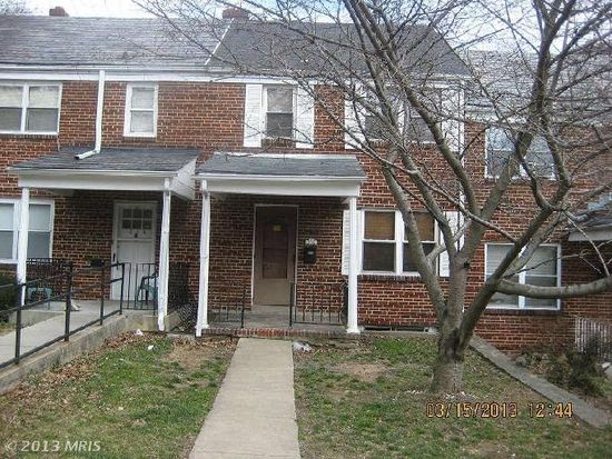 316 E Belvedere Ave, Baltimore, MD 21212