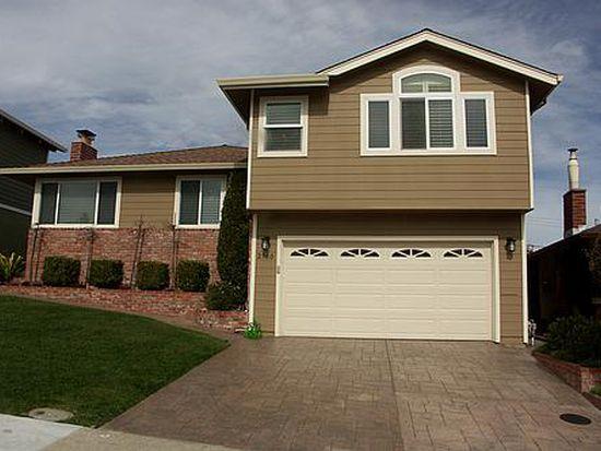 2760 Concord Way, San Bruno, CA 94066
