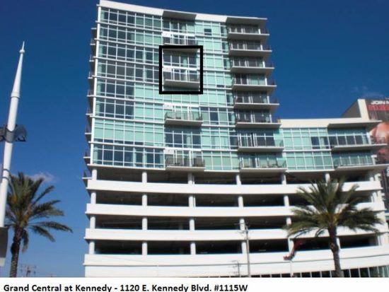 1120 E Kennedy Blvd # 1115, Tampa, FL 33602