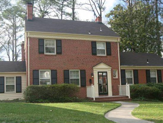 1004 Bevridge Rd, Richmond, VA 23226