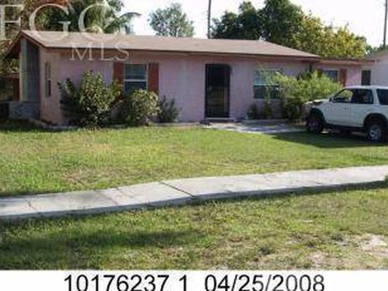 1865 Moreno Ave, Fort Myers, FL 33901