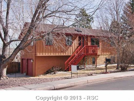 3902 Wesley Dr, Colorado Springs, CO 80917