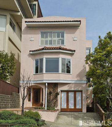 166 Saturn St, San Francisco, CA 94114