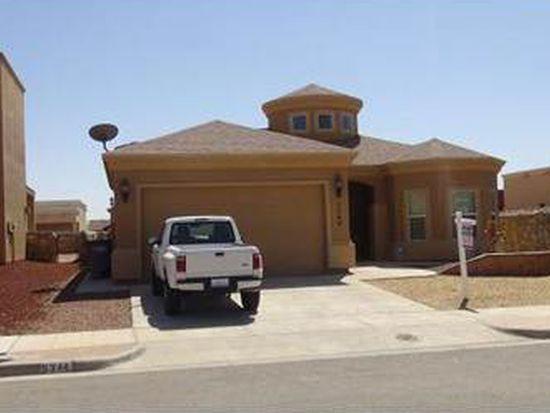 5344 Manuel Puentes Ct, El Paso, TX 79934