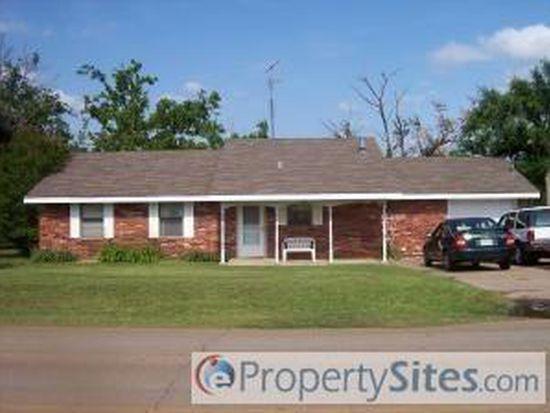 1510 S Linwood Ave, Cushing, OK 74023