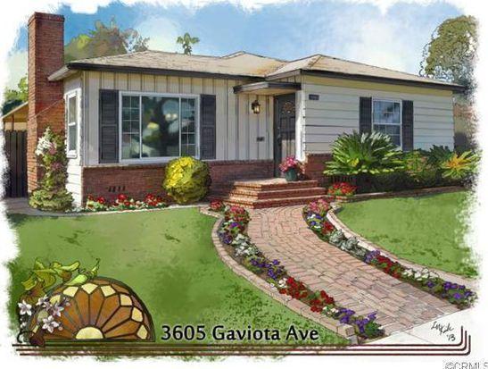 3605 Gaviota Ave, Long Beach, CA 90807