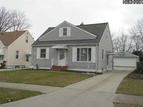 13513 York Blvd, Garfield Heights, OH 44125