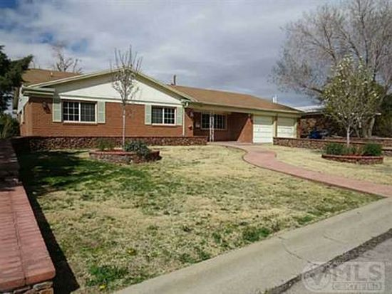 5857 Burning Tree Dr, El Paso, TX 79912