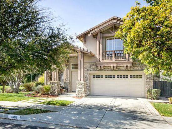1699 Via Campo Verde, San Jose, CA 95120