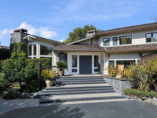 11871 Hilltop Dr, Los Altos Hills, CA 94024