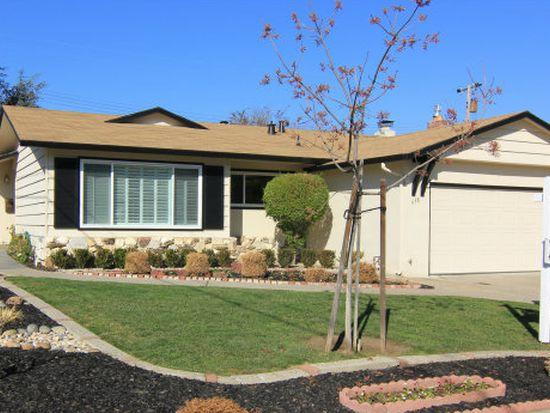 638 Cambridge Dr, Santa Clara, CA 95051