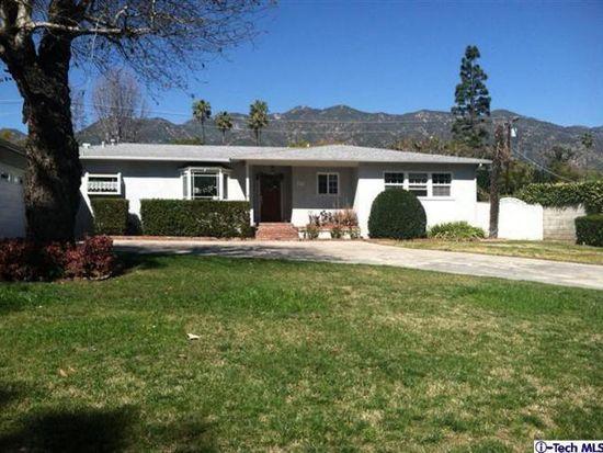 3735 Hampton Rd, Pasadena, CA 91107