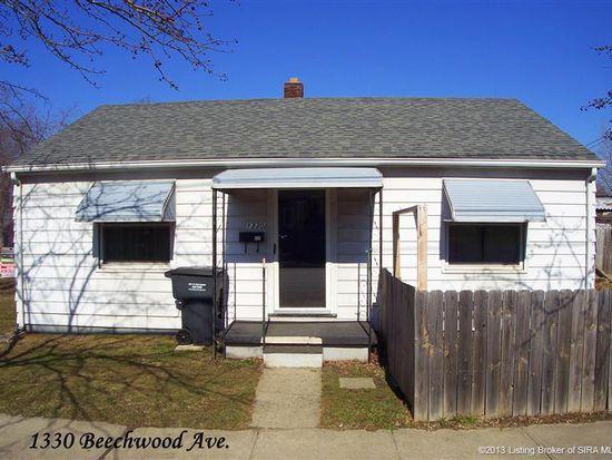 1330 Beechwood Ave, New Albany, IN 47150
