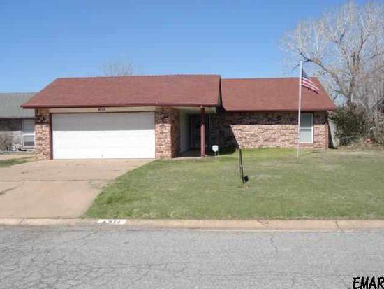 4514 Durango Rd, Enid, OK 73703