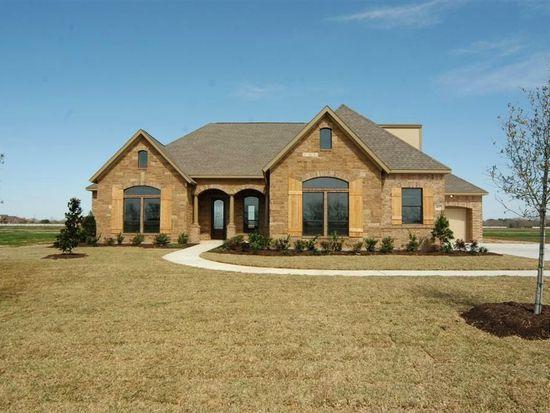 4827 Magnolia Bend Dr, Rosharon, TX 77583