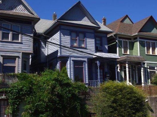 115 SW Arthur St, Portland, OR 97201