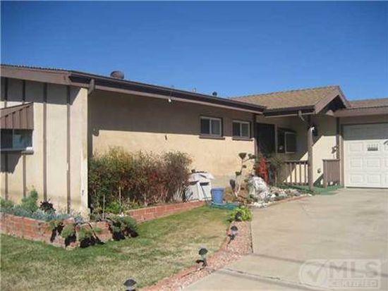 5052 Mount Harris Dr, San Diego, CA 92117