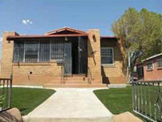 2701 Wheeling Ave, El Paso, TX 79930