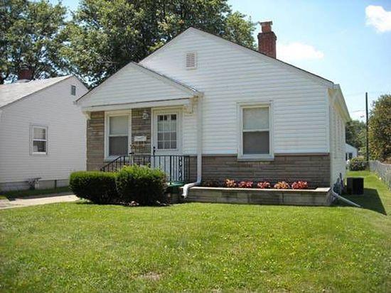 2140 Kildare Ave, Indianapolis, IN 46218