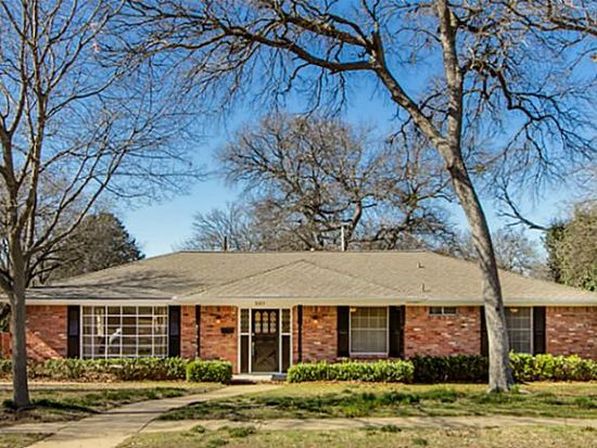 8323 Van Pelt Dr, Dallas, TX 75228