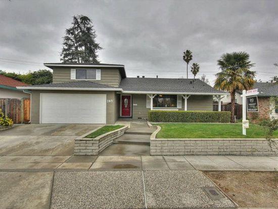 785 W Remington Dr, Sunnyvale, CA 94087