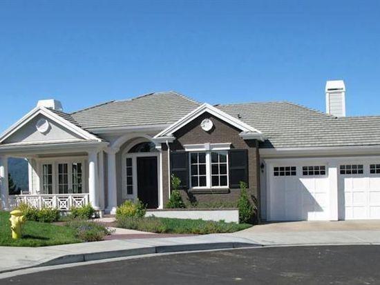 1042 Valle View Ct, Novato, CA 94945