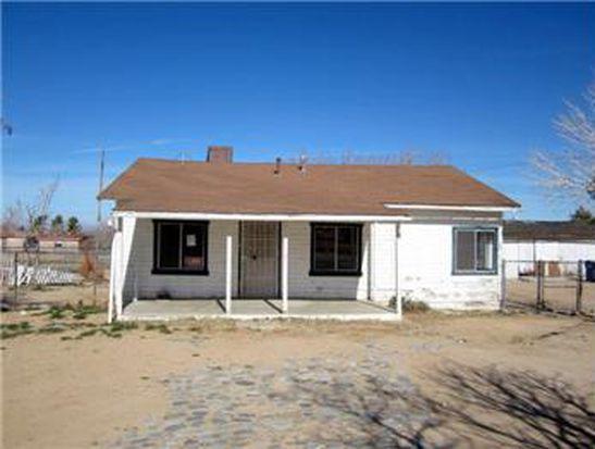 13325 E Avenue W6, Pearblossom, CA 93553