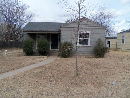 2404 32nd St, Lubbock, TX 79411