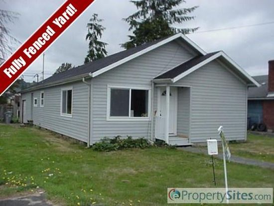 1420 Bay Ave, Aberdeen, WA 98520
