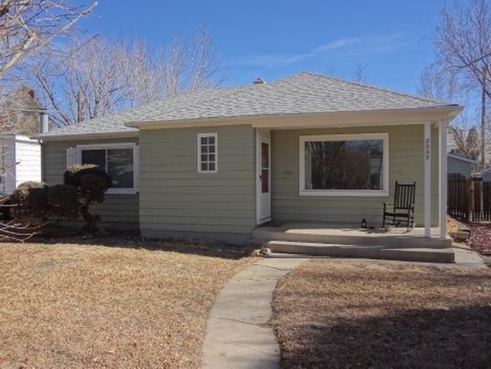 2337 Magellan St, Colorado Springs, CO 80907