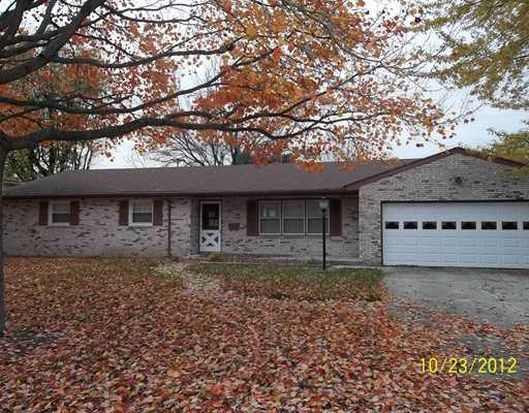 204 Maple Ln, Arcanum, OH 45304