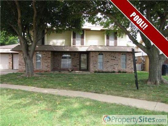 9700 S Mckinley Ave, Oklahoma City, OK 73139
