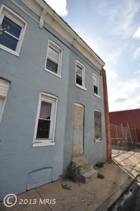 611 N Bradford St, Baltimore, MD 21205