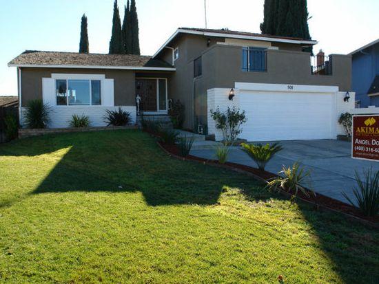 508 Deer Ct, San Jose, CA 95123
