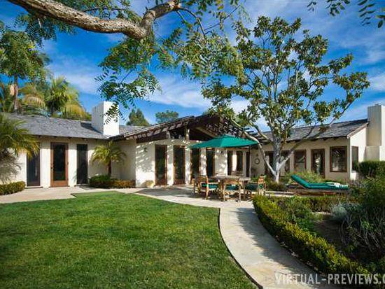 18008 Avenida Alondra, Rancho Santa Fe, CA 92067