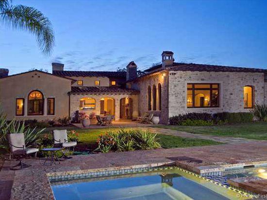 6240-6242 Lago Lindo, Rancho Santa Fe, CA 92067