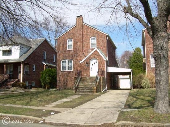 3034 Pinewood Ave, Baltimore, MD 21214