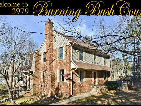 3979 Burning Bush Ct, Fairfax, VA 22033