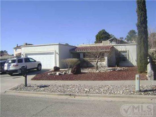 801 Villa Flores Dr, El Paso, TX 79912