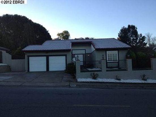 208 Violet Rd, Hercules, CA 94547