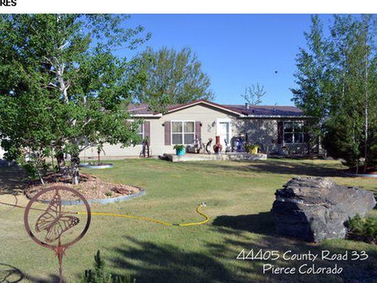 44405 County Road 33, Pierce, CO 80650