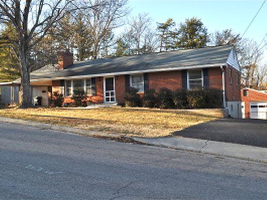 5819 Knowles Dr, Roanoke, VA 24018