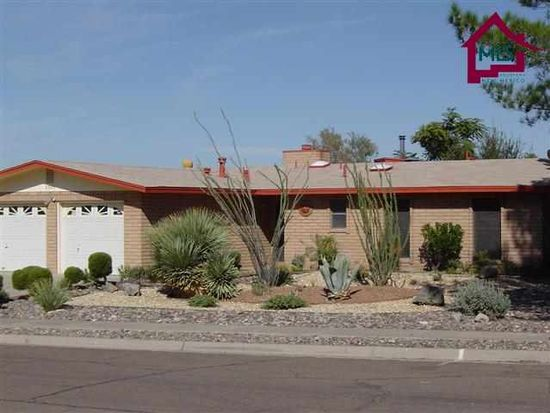 2303 Uranus Ave, Las Cruces, NM 88012