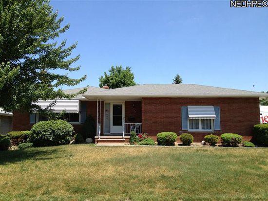 1208 Staunton Dr, Cleveland, OH 44134