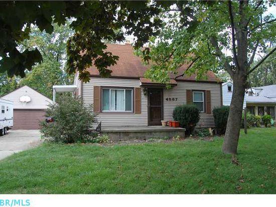4587 Glenmawr Ave, Columbus, OH 43224